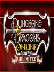 Обложка Dungeons & Dragons Online: Eberron Unlimited