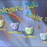 Скриншот Backyard Zoo Dancing Teddy