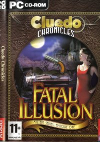 Обложка Cluedo Chronicles - Fatal Illusion