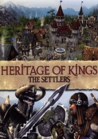 Обложка The Settlers: Heritage of Kings
