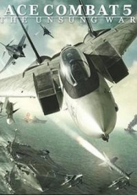 Обложка Ace Combat 5: The Unsung War