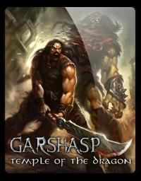 Обложка Garshasp: Temple of the Dragon
