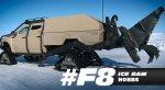 Фото «Форсажа 8» показывают гусеничные авто для гонок по Исландии. - Изображение 2