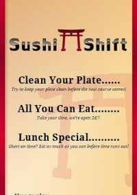 Обложка Sushi Shift