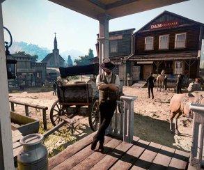 Новая утечка: фейк или первый скриншот Red Dead Redemption2?