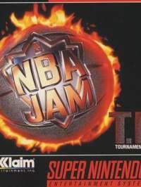 Обложка NBA Jam Tournament Edition