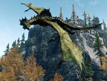 Гифки дня: ну, дракон, ну погоди!