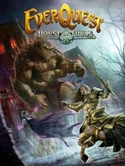 Обложка EverQuest: House of Thule