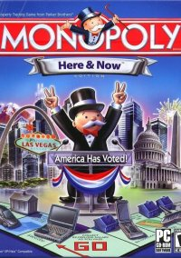 Обложка Monopoly: Here & Now Edition