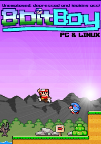 Обложка 8BitBoy