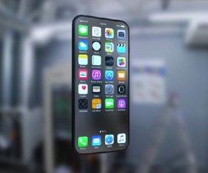 Apple готовит iPhone сизогнутым экраном