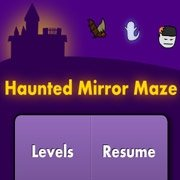 Обложка Haunted Mirror Maze