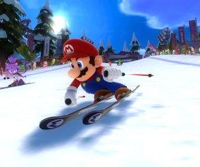 Выпущен геймплейный трейлер Mario & Sonic at the Olympic Winter Games