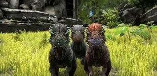 ARK: Survival Evolved. Демонстрация персонажа Пахицефалозавр