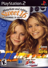 Обложка Mary-Kate And Ashley: Sweet 16