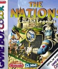 Обложка The Nations: Land of Legends
