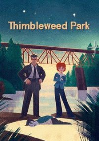 Обложка Thimbleweed Park