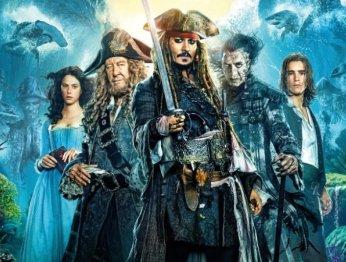 Журналисты остались довольны «Пиратами Карибского моря5»