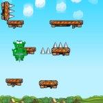 Скриншот Mega Jumpy Monster Extreme - Pogo-stick Jump-er – Изображение 3
