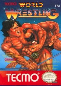 Обложка Tecmo World Wrestling