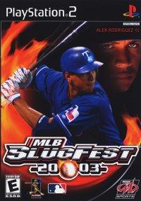 Обложка MLB SlugFest 20-03