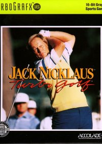 Обложка Jack Nicklaus Turbo Golf