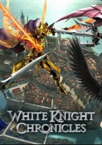 Обложка White Knight Chronicles