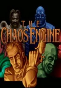 Обложка The Chaos Engine