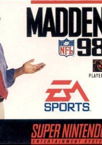 Обложка Madden NFL '98