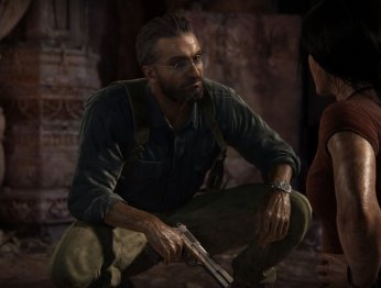 """Uncharted 4: A Thief's End. Трейлер DLC """"Утраченное наследие"""""""