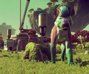 Трейлер к выходу No Man's Sky встречает лучшими треками из игры
