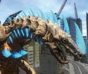 Earth Defense Force 2025 сразится с кайдзю на PS4 в 2015 году