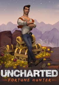 Обложка Uncharted: Fortune Hunter