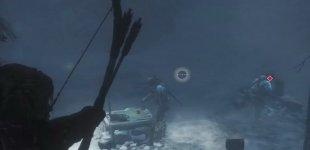 Rise of the Tomb Raider. Демонстрация сражений