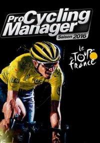 Обложка Pro Cycling Manager 2016