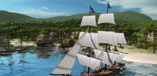Port Royale 3. Видео #1