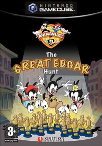 Обложка Animaniacs: The Great Edgar Hunt