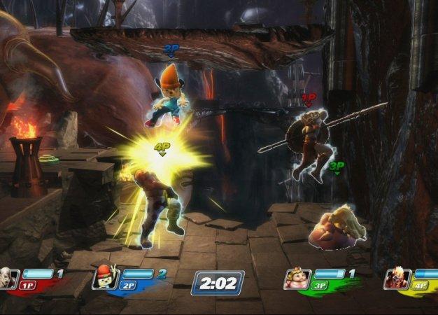 Новое созвездие: впечатления от PlayStation All-Stars: Battle Royale