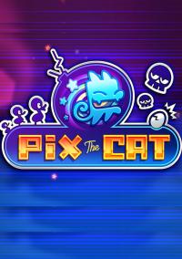 Обложка Pix the cat