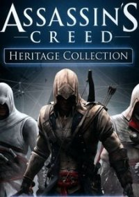 Обложка Assassin's Creed: Heritage Collection