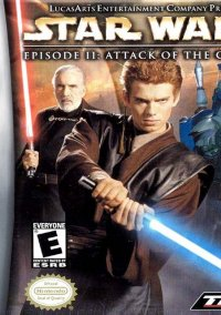 Обложка Star Wars Episode II: Attack of the Clones