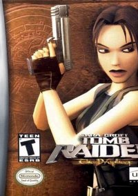 Обложка Tomb Raider: The Prophecy