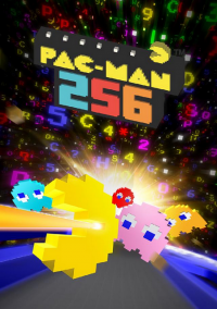 Обложка Pac-man 256
