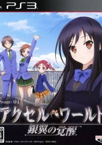 Обложка Accel World Stage 01: Awakening of the Silver Wings