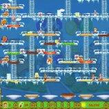 Скриншот BurgerTime Deluxe