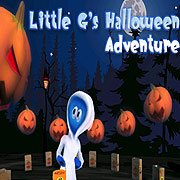 Обложка Little G's Halloween Adventure