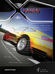 Обложка X Motor Racing
