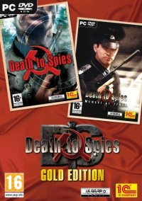 Death to Spies: Gold Edition – фото обложки игры