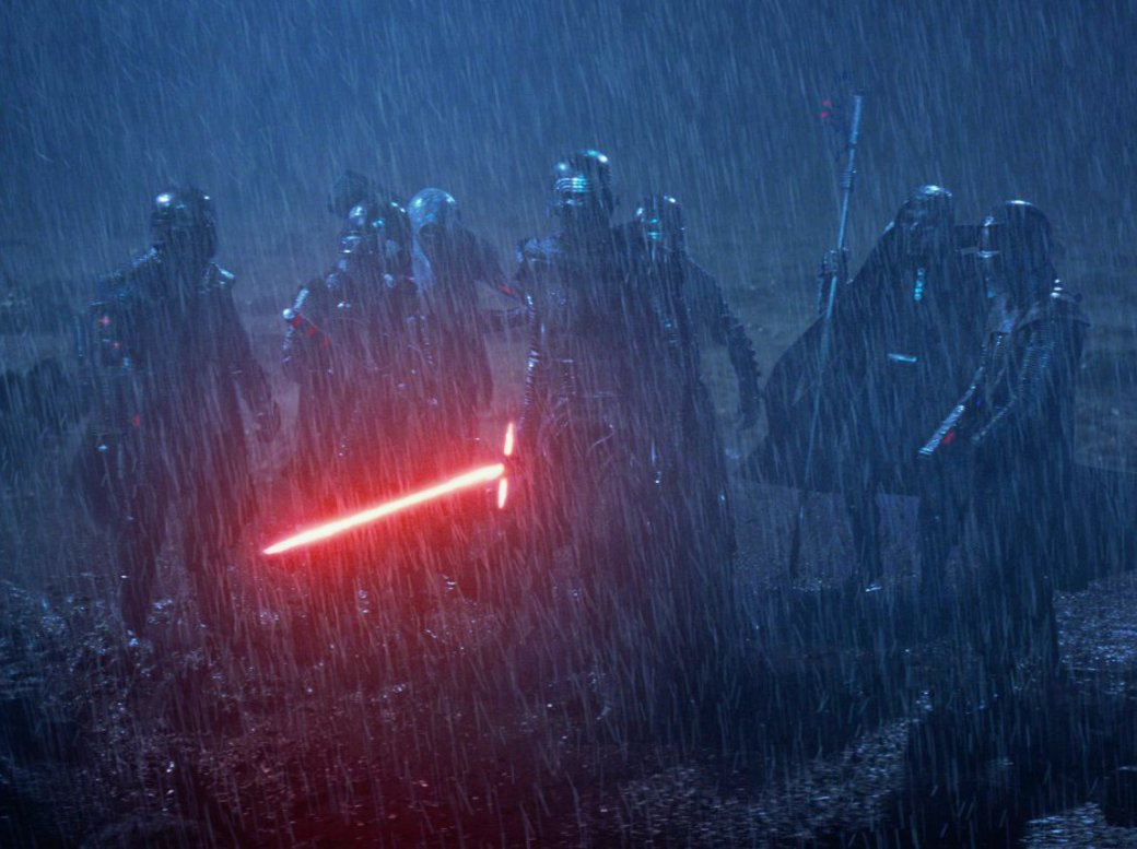 Джей Джей Абрамс мечтает о спин-оффе «Звездных войн» про рыцарей Рен - Изображение 2
