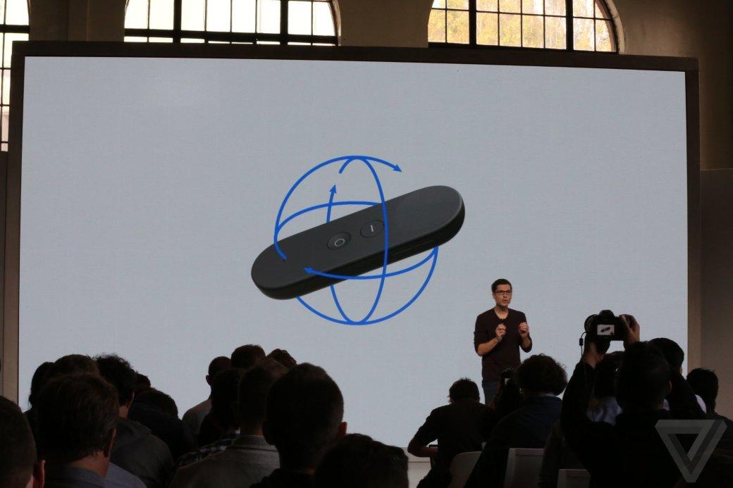 Google показала «реально синие» смартфоны Pixel иVR-шлем Daydream - Изображение 5